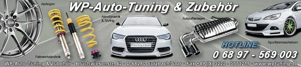 WP-Auto-Tuning & Zubehör
