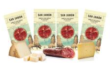 Selezione Gourmet San Jamon Prosciutto Iberico, Lomo Iberico, Formaggio Spagnolo