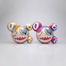 Takashi Murakami x Complex Con Mr DOB Figure By BAIT x SWITCH Collectibles