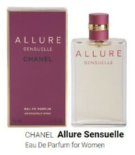 CHANEL ALLURE SENSUELLE by Chanel Eau de Parfum EDP 3.4 oz / 100 ml, NEW, SEALED