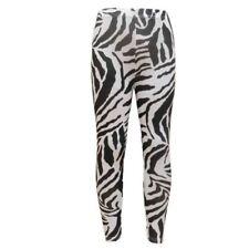 Girls Legging Animal Zebra Print Stylish Fashion Leggings 7 8 9 10 11 12 13 Year