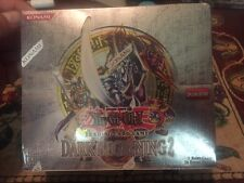 Yugioh Dark Beginning 2 Sealed Booster Box Unlimited 24 Packs