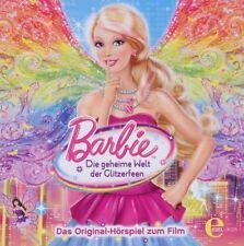 CD * BARBIE - DIE GEHEIME WELT DER GLITZERFEEN - HSP zum Film  # NEU OVP &
