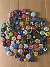 Beer bottle caps mixed 13 oz No Dents (157-160)