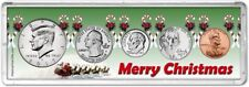 Merry Christmas Coin Gift Set for the year 2017