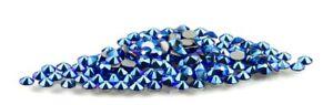 Cobalt Blue Shimmer Swarovski Crystal Flatback Rhinestone NON Hotfix 144PCS