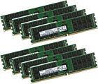 8x 16GB 128GB RDIMM ECC REG 2133Mhz DDR4 RAM f HP Cloudline Series CL1100 G3