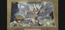 More details for yu-gi-oh! back to duel ots promo - trishula playmat + field centre! sealed mat