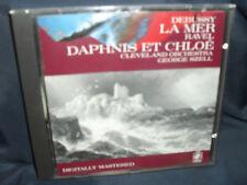 Debussy - La Mer / Ravel - Daphnis Et Chloé  -Cleveland Orchestra / George Szell