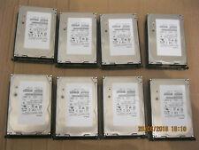 "9 x Nexsan imation E-Series E18 450gb 15k 3.5"" SAS Hard Drives with caddies"