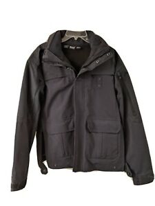 Blauer TacShell 3-in-1 Coat + Softshell Liner Jacket Large Navy Police 9820 4660