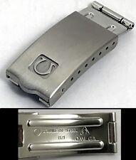 New OMEGA Model SPEEDMASTER Moonwalk DEPLOYMENT Clasp Steel Ref. 1171