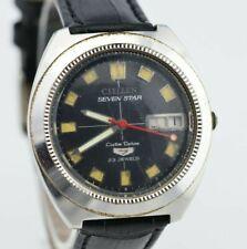 J174 Vintage Citizen Seven Star Automatic Watch 4-520190 Original JDM Japan 11.3