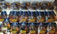 NEW MOC Star Wars REVENGE of the SITH/ ROTS Action Figures U-Choose Near Mint NM