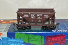 HO scale Roundhouse SOO Line RR 22' ore hopper car train KD's