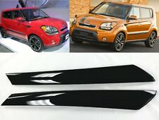 Windshield Pillar Trim 2009-2013 Soul Exterior Molding Garnish Right & Left Kit