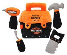 Harley-Davidson Kid's Stuffed Tool Kit, My First Harley Tool Kit 20391