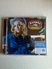 MADONNA - MUSIC - CD RARE PRINTED SINGAPORE - SEALED