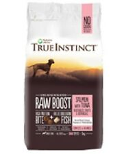 Natures Menu Adult True Instinct Raw Boost Salmon Grain Free Dry Dog Food 5kg