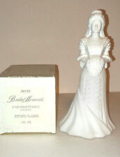 """Vintage 1976 Avon """"Bridal Moments"""" Decantur with Unforgettable Cologne in Box"""
