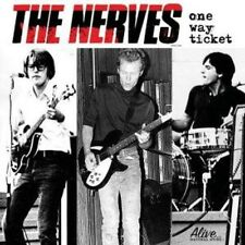 The Nerves - One Way Ticket [New CD] Digipack Packaging