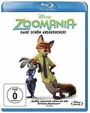 Zoomania [Blu-ray] von Howard, Byron | DVD | Zustand sehr gut