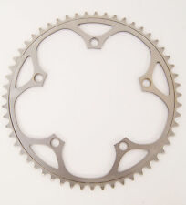"""Shimano DURA-ACE TRACK FC-7710 55T 1/2"""" X 1/8"""" Chainring (NJS) Y16S55001"""