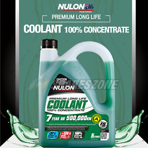 Nulon Concentrated Coolant 5L for FORD Laser TX3 Maverick Mondeo Raider