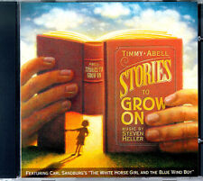 Timmy Abell - Stories To Grow On CD - Children's Family Storytelling