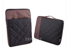 Black Nylon Laptop Sleeve Case For 13-inch Apple Macbook Pro, Air Retina