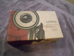 """NEW Infinity 3052CF 75W 3-1/2"""" Reference Series 2-Way Car Speakers 3.5"""" FreeShip"""