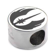 Ciondoli di bigiotteria in argento in acciaio senza pietra