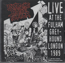 EXTREME NOISE TERROR - From One Extreme to Another CD - NEUF (2002) GRINDCORE