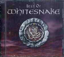 WHITESNAKE Best Of CD NEW Sealed
