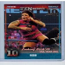 2012 Tristar TNA TENacious Trading Card ODB # 69 -Gold!- #04/10