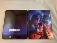 Wolfenstein: Youngblood Collectors Steelbook (No Game) PS4/Xbox One/PC BRAND NEW