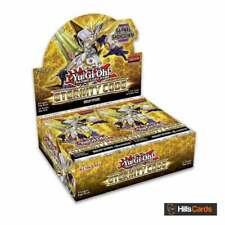 YuGiOh Eternity Code Sealed Booster Box of 24 Packs | 1st Edition | TCG Cards