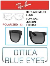 Lenti di Ricambio RAYBAN JUSTIN RB4165 filtri Replacement Lens Ray Ban POLAR T3
