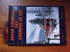 8ùµ?  RGCF Revue Generale Chemin Fer 1/1997 Controle balais moteur traction