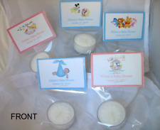 Looney Tunes Tweety Baby Shower Tea Light Candle Favors