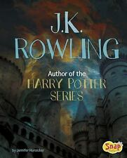 J.K. Rowling: Author of the Harry Potter Series Famous Female Authors