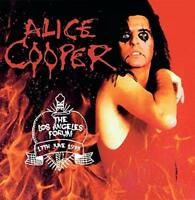 ALICE COOPER  – THE LOS ANGELES FORUM 17TH JUNE 1975 (NEW/SEALED) CD LIVE