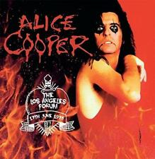 ALICE COOPER  ‎– THE LOS ANGELES FORUM 17TH JUNE 1975 (NEW/SEALED) CD LIVE
