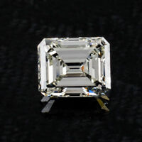 4.50 ct To 10.50ct  G-H Color Loose Emerald  Cut AAA Quality CZ Stone