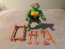TMNT Teenage Mutant Ninja Turtles 1988 Raphael Hard Head 100% Complete