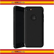 FUNDA TPU Gel ANTIPOLVO para el Apple iPHONE 7  logo camara case dust