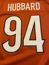 New listing Cincinnati Bengals Nike Game Jersey Sam Hubbard Size Large New With Tags 2021