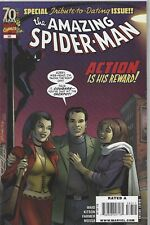AMAZING SPIDER-MAN #583 B 1st Print Cougar VARIANT NM Free Shipping Available