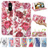 For LG K30/K40 2019/Stylo 5/K51s/K61 Leather Flip Card Wallet Case Stand Cover