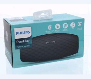 Philips EverPlay Portable Bluetooth Speaker - BT6900B (Black)